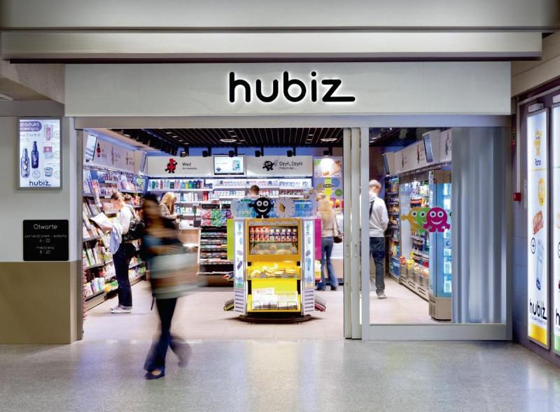 HUBIZ – Sieć sklepów typu convenience