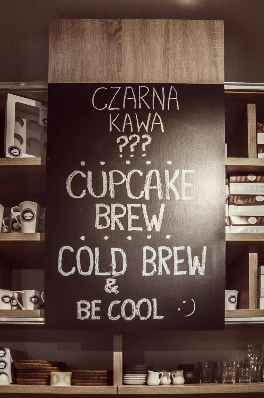 Cupcake Corner Bakery, Chmielna 21 w Warszawie