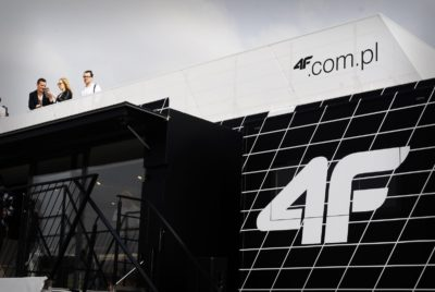 4F TRUCK – Nowy koncept auta promocyjnego marki