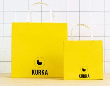 KURKA – Koncept brandingowy sieci sklepów convenience