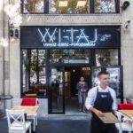 WI0TAJ Projekt restauracji w Warszawie