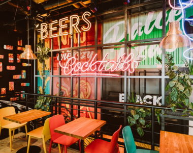 Restauracja BLACK Arkadia – Real Burgers N' Bar