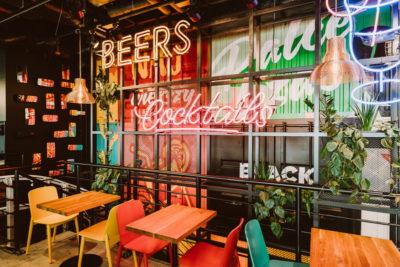 Restauracja BLACK Arkadia – Real Burgers N' Bar