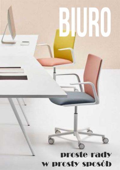 Projekt biura – proste rady w prosty sposób by KDesign – wygodne i ergonomiczne biuro.