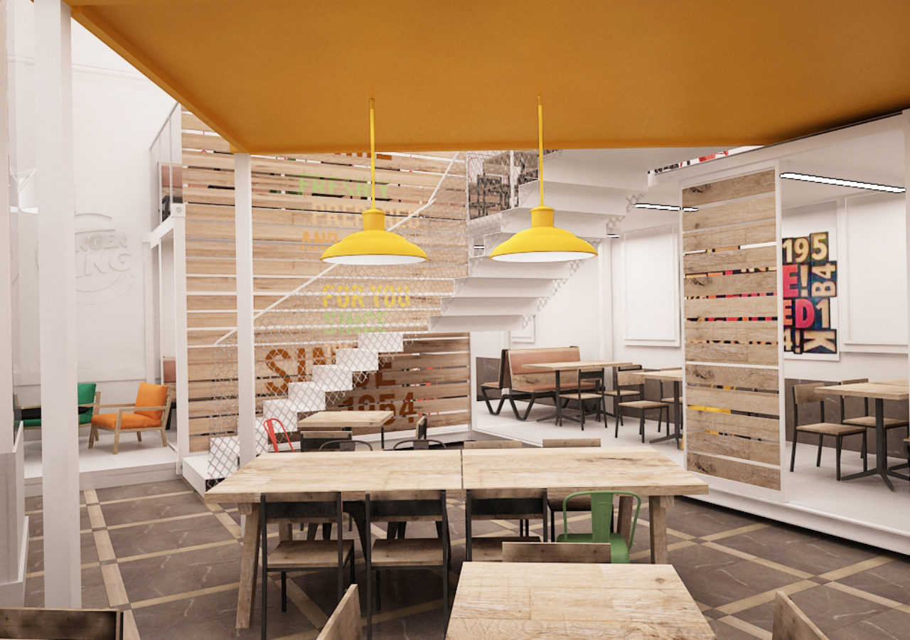 Burger King by KDesign