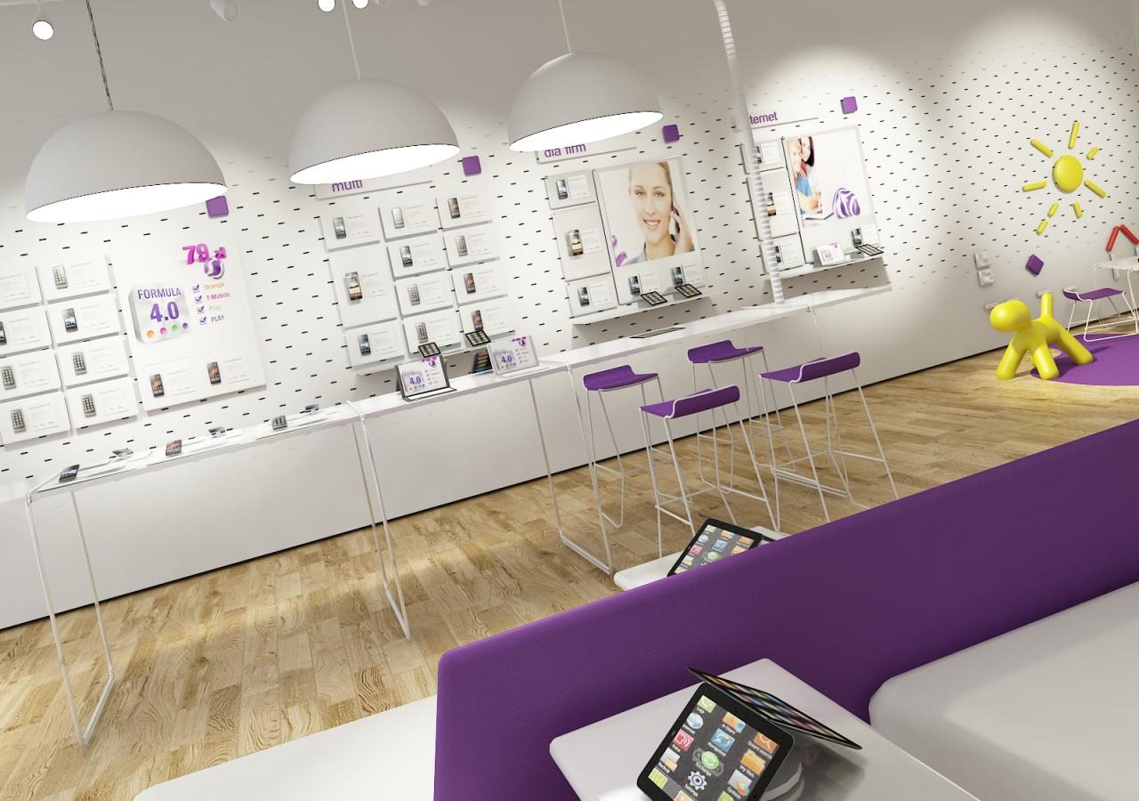 Salony Play GSM – koncept dla sieci PLAY