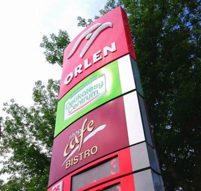 ORLEN Stop Cafe brands unification by KDesign A&B – połączenie marek Stop Cafe oraz Delikatesy Centrum na stacjach ORLEN
