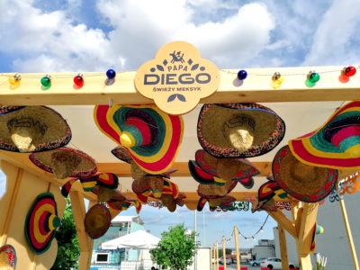 Papa Diego – zrealizowany koncept sieci restauracji dla Agora S.A.