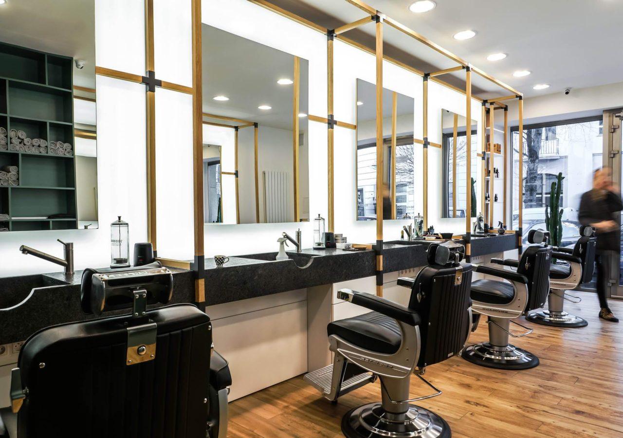 projektowanie salonow kosmetycznych i fryzjerskich