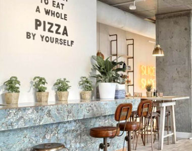 Projekt restauracji Semolino – aranżacja wnętrz by KDesign Architecture&Brands